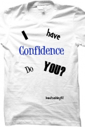 Men's Confidence Shirt
