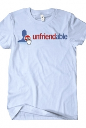 Unfriendable Logo Tee
