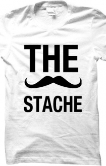 The Stache T-Shirt