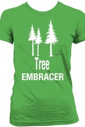 tree hugger for Her