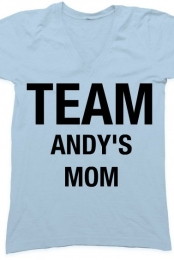 Team: ANDYS MOM