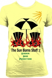 The Sun Burns Stuff (Girls)