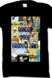 RdP Cartoon Character Mosiac Shirt (Mens)