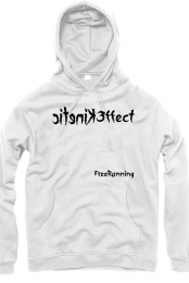 KineticEffect Hoodie(White)