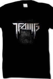 Chrome Logo (Black)