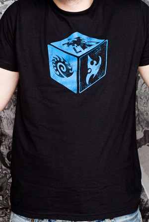 62c03feda44bf Random Race T-Shirt - StarCraft T-Shirts - Official Online Store on  District Lines