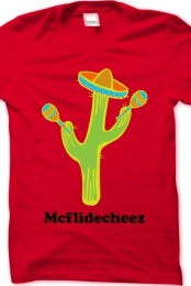 Official Mcflidecheez T-Shirt