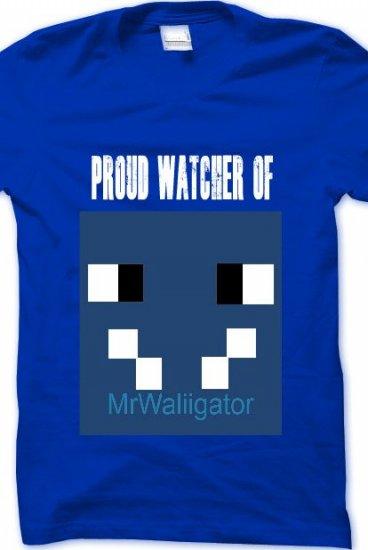 c7a73301e52e2f Watcher of MrWaliigator - MrWaliigator Merch - Online Store on District  Lines