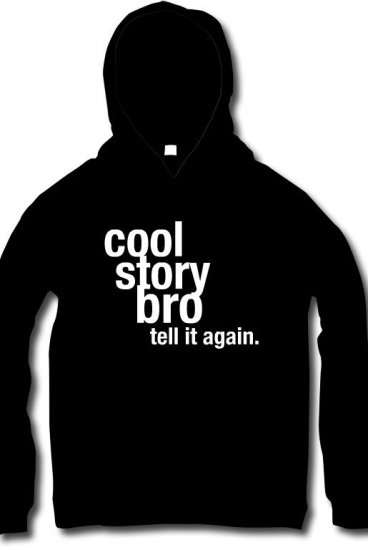 cool story bro tell it again heartjelly official online store