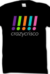CrazyCrisco Exclamation Marks (Black)