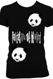 Pandas will rule the world!