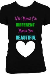 Different=Beautiful