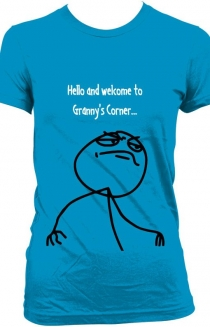 Awesome Granny's corner tee shirt