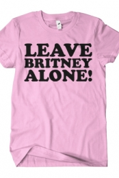 Leave Britney Alone (Pink)