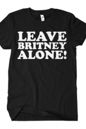 Leave Britney Alone (Black)