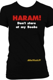 Haram - Dont stare