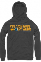 It's Zombies Out Here Hoodie