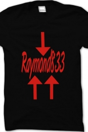 Raymond833 Shirt (Boy) (Black)