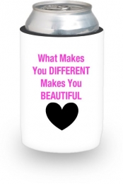 Different=Beautiful (Coozie)