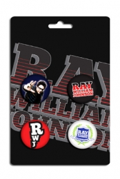 Ray WJ Button Pack