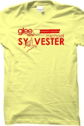 Glee reg T-Shirt (yellow)