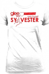 Glee women's T-Shirt (white)