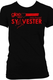 Glee women's T-Shirt (black)