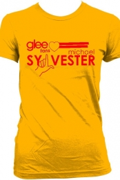 Glee women's T-Shirt (gold)