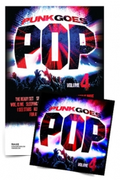 Punk Goes Pop, Vol. 4 CD + Poster