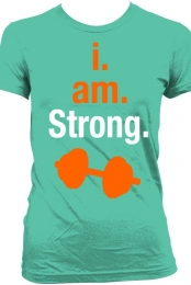 I am Strong TEE