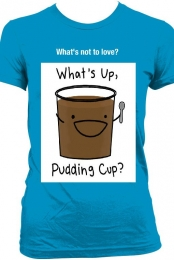 Pudding Cup Tee