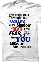 Psalm 23:4 acethe3rd3