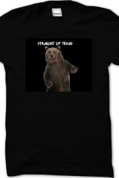Straight Up Bear