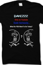 Rage-What do YOU Want to do Today (T-shirt)