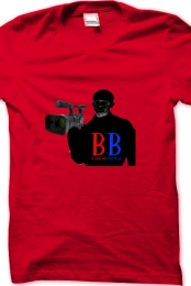 BloggingBrothers Red Logo Shirt