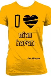 I Love Niall Horan- Yellow