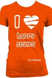 I Love Harry Styles- Orange