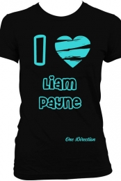 I Love Liam Payne- Black