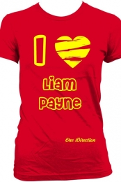 I Love Liam Payne- Red