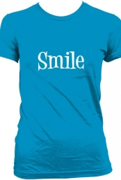 Smile Woman's T-Shirt