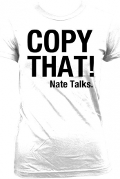 Copy That! Women's Crew Neck Shirt