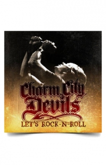 Signed Let's rock and roll CD