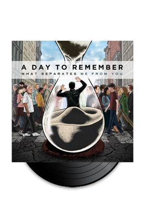 What Separates Me From You Vinyl Vinyl - A Day to Remember ...