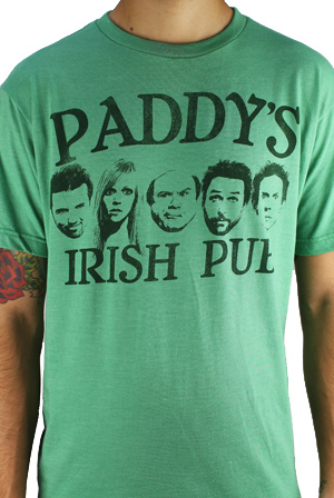 4ea2a3353 Paddy's Pub T-Shirt - It's Always Sunny In Philadelphia T-Shirts - Online  Store on District Lines