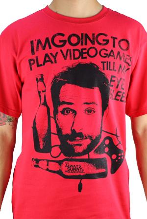Video Games Charlie T Shirt It S Always Sunny In Philadelphia T
