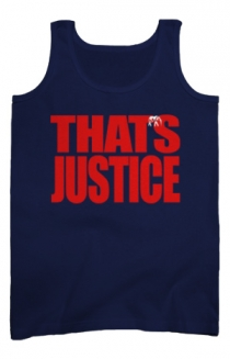 That's Justice Tank (Navy)
