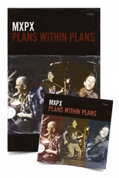 Plans Within Plans CD + Exclusive Poster