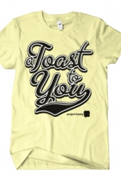 Project Toasty Crew Neck (Yellow)