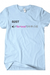B2ST (Light Blue)