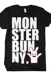 Monster Bunny (Black)
